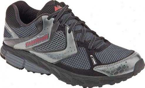 Montrail Fairhaven (men's) - Black/red