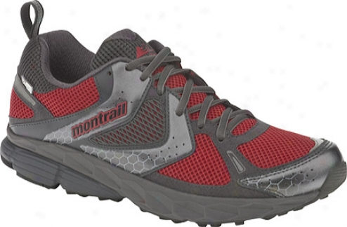 Montrail Fairhaven Outdry (men&#039;s) - Red/grill