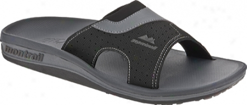 Montrail Lithia Slide (men's) - Black/grill