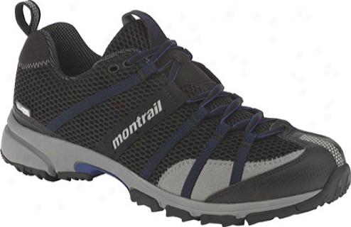 Montrail Mountain Masochist Outdry (men's) - Black/blue Chip