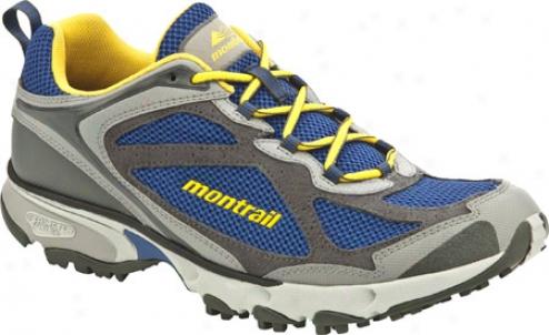 Montrail Sabino Trail (men's) - Livid Chhip/yellow