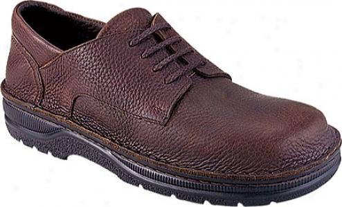 Naot Denali (men's) - Chocolate Textured Leather