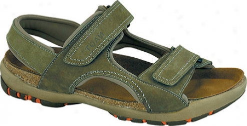 Naot Electric (men's) - Army Leather