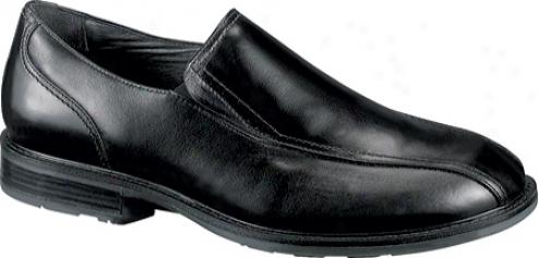 Naot Success (men's) - Black Madras Leather