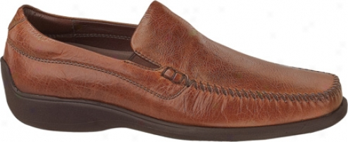 Neil M Rone (men's) - Maple Waxed Leather