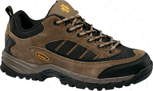 Nevados Dolomite Low (men's) - Chocolate/black/gold Bug