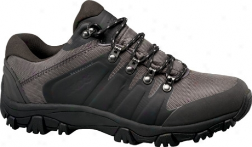 Nevados Grand Low Wp (men's) - Tyre Grey/steel/black