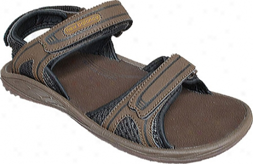 New Balance Mad River Sandal (men's) - Brown