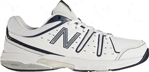 New Balance Mc656 (men's) - White/navy