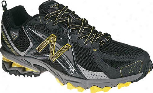 New Balance Mt810 (men's) - Black/yellow