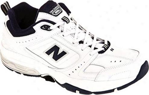 New Balance xM608v2 (men's) - White/navy