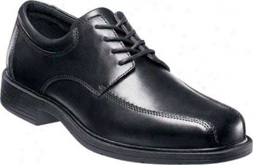 Nunn Bush Jasen (men's) - Black Smooth Leather