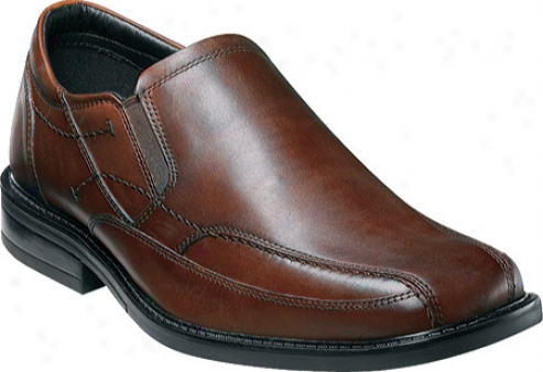 Nunn Bush Kieran (men's) - Brown Smooth Leather