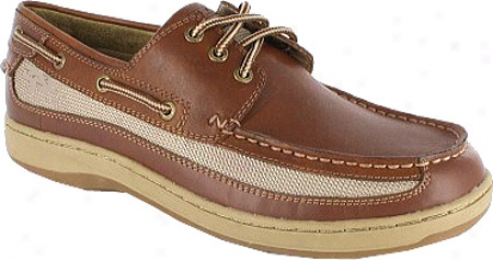 Njnn Bush Providence (men'd) - Chestnut Smooth Leather