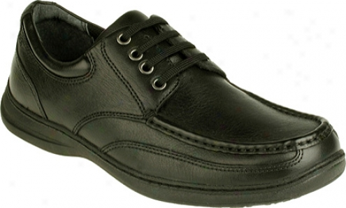 Nunn Bush Vanguard (men's) - Blacl Milles Leather