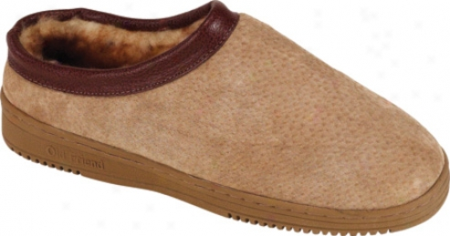 Old Friend Clog (men's) - Chestnut/stony