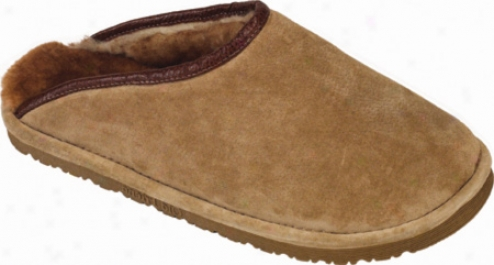 Old Friend Scuff (men's) - Chestnut