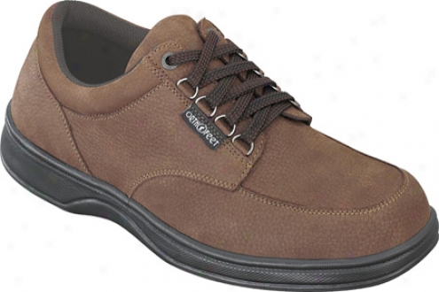 Orthofeet 440 (men's) - Brown Nubuck