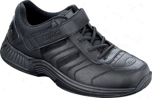 Orthofeet 621 (men's) - Black