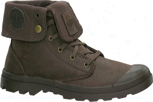 Palladiim Baggy Leather 02356 (men's) - Chocolate