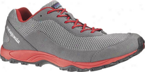 Patagonia Fore Runner (men'ss) - Narwhal Grey/red Delicious