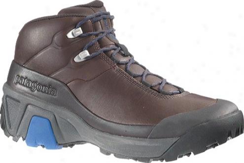 Patagonia P266 Mid (men's) - Chestnut Waterproof Leather