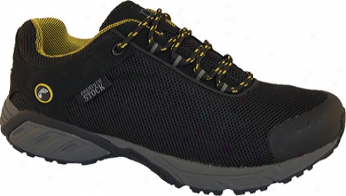 Piro Ps Hikers (men's) - Back/yellow