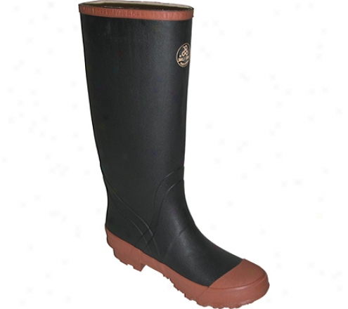 Pro Line Knee Boot (men's) - Black