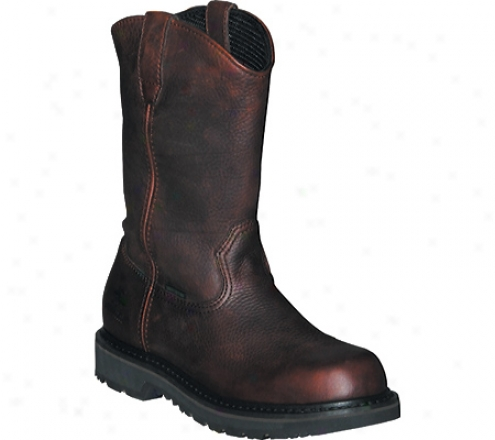 """pro Line Pioneer Series 11"""" (mens) - Dark Brown Full Grain Leather"""