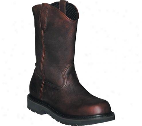 """""""pro Line Pioneer Series 11"""""""" (mens) - Dark Brown Full Grain Leather"""""""