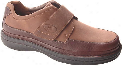 Propet Cleveland (men's) - Brown/bronco Brown