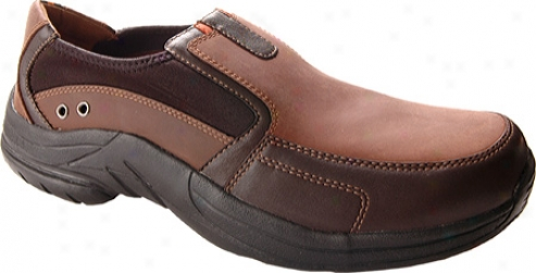 Propet Concourselite (men's - Bronco Brown
