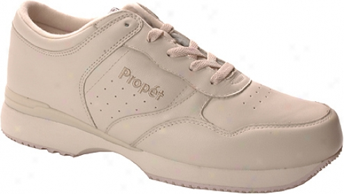 Propet Life Walker (men's) - Sport White