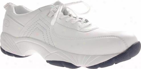 Propet Wash & Wear Tiw (men's) - White