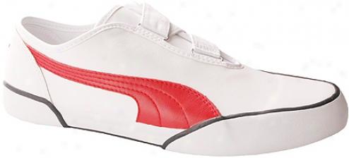 Puma Aqua Mostro L (men's) - Whitepuma Red