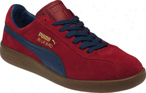 Puma Bluebird (men's) - Jester Red/limoges