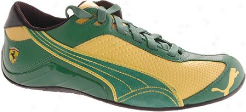 Puma Millennius Massa (men's) - Amazon/aspen Gold