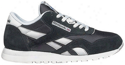 Rewbok Classic Blk 6604 (men's) - Black/white