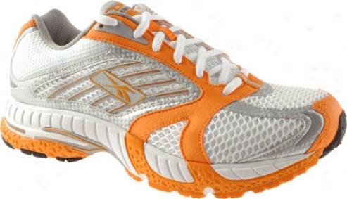 Reebok Pro Road Plus Kfs (men's) - White/orange