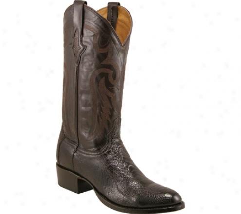 Resistol Ranch M3037 (men's) - Ostrich Leg Sport Rust/sport Rust Kid
