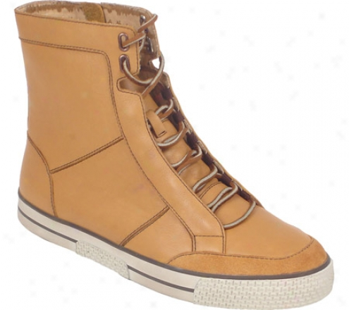 Rockadelic Alfie (men's) - Camell Smooth Leather