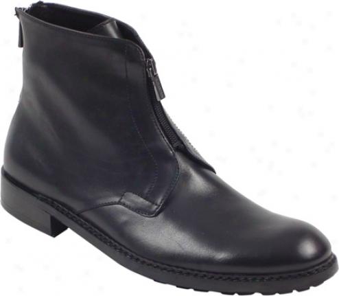 Rockadelic Owen (men's) - Black Leather