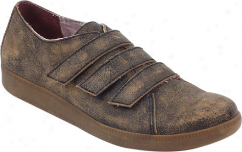 Rockadelic Reproduction (men's) - Brown Distressee Leather