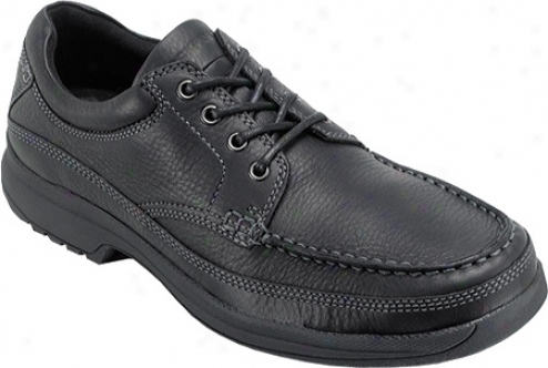 Rockport Banni (men's) - Black Full Grain Leather
