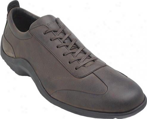 Rockport Darlon (men's) - Dark Brown Full Grain Leather