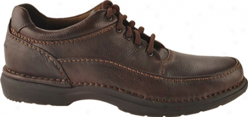 Rockport Encounyer (men's) - Black Tumbled