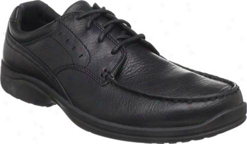 Rockport Kourt (men')e - Black Full Grain Leather