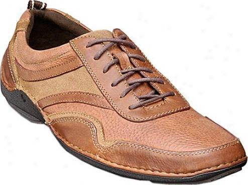 Rockport Ragonese (men's) - Brown Full Grain Leather