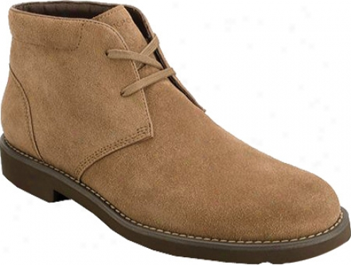 Rockport Ridge Valley Boot (men's) - Vicuna Suede