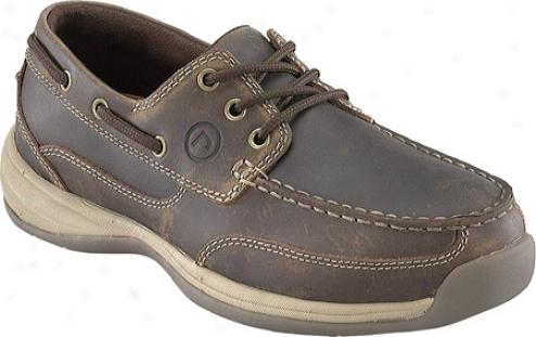 Rockport Works Rk6736 (men's) - Brown Leather